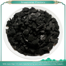 Specific Carbon Preparation Granular Nut Shell Activated Charcoal for Water Filtration