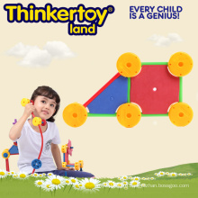 Рекламные надувные модели DIY блокировки Eductional Toys