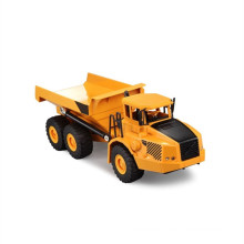 Volantex Car Model 1/18 Scale Dump Truck Diecast Construction Vehicle Cars Lorry Toys Model