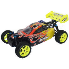 New Product 1: 10 2.4GHz Four-Wheel-Drive Stunt off-Road of Radio Control Car