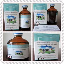 Antiparasitario Levamisole HCl Inyección