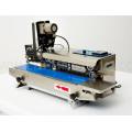 CBS1000 Sellador de banda continua con impresora