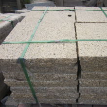 Tuile et dalle de granit polies par pierre de granit du Vietnam pour la sélection manuelle de revêtement de mur de revêtement de sol