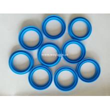 Junta de sellado de caucho sanitario para Triclamp Ferrule (silicio, EPDM, PTFE, NBR, viton)