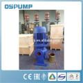 Abwasser-vertikales industrielles kleines Abwasser-versenkbare zentrifugale Wasser-Pumpe