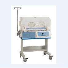 Incubadora médica infantil para hospital