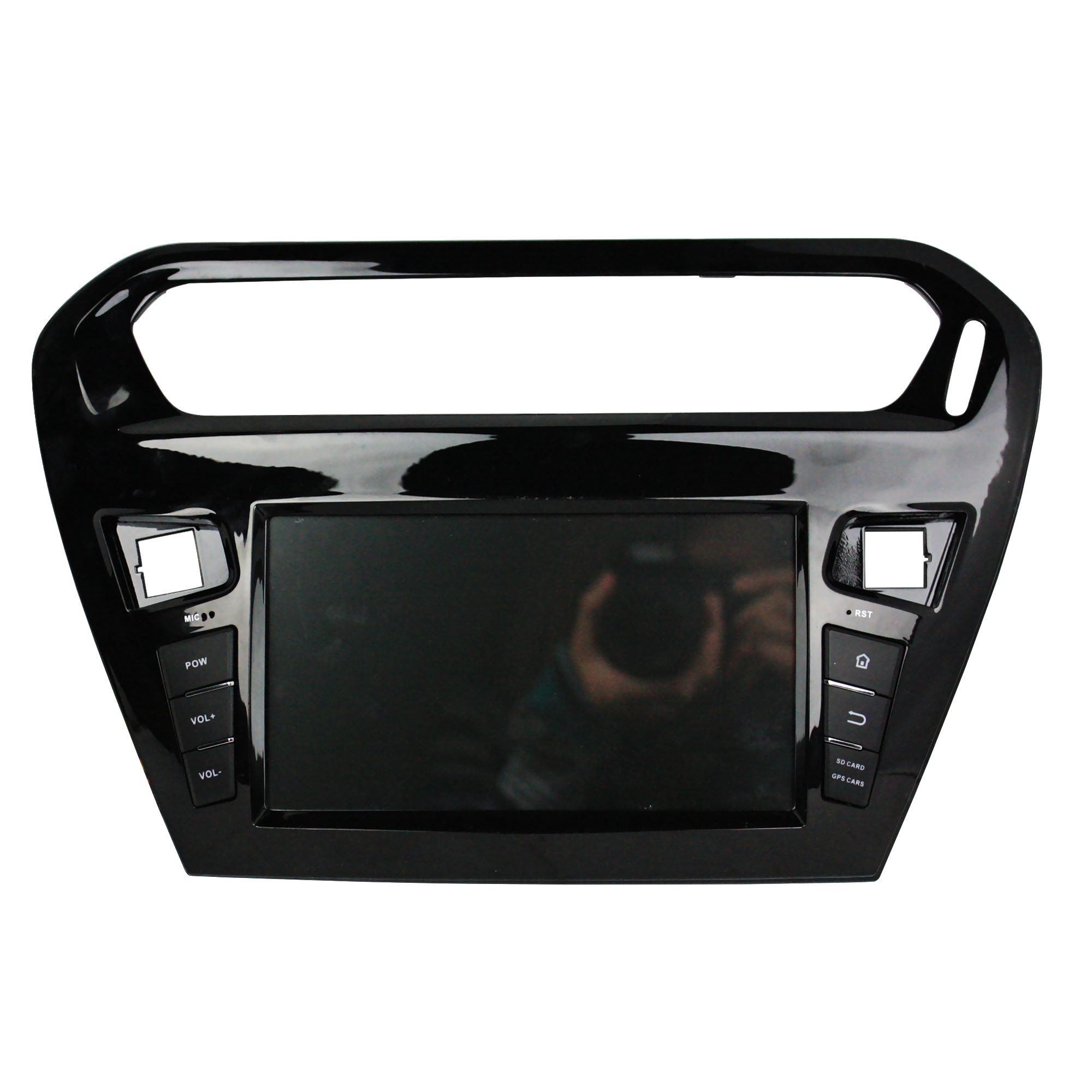 car multimedia accessories for PG 301