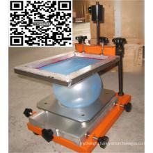 Tsa-01-M Cheap Manual Easy Laptop Balloon Flat Silk Screen Printer