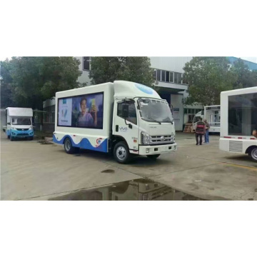 Forland 4x2 Led Display Advertising Advertising Mobile Truck