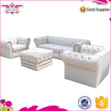 Fresh Design Sofa Set Sinofur White Sofa