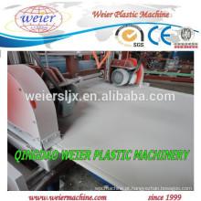 Extrusora de /sheet de linha de produção/placa de placa da espuma do PVC