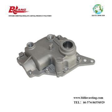 Máquina de alta presión de aluminio a presión piezas de fundición