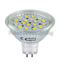 3W MR16 LED с широким напряжением 8-24V