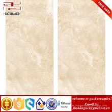China Baumaterialien 1200x600mm Große Größe glasierte Porzellan super dünne Fliese