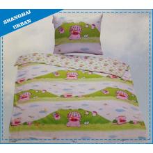 Funda de edredón de algodón para camas de bebé (set)