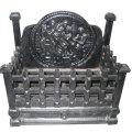 Cast Iron Fireplace Grating