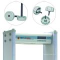 50 Frecuencia de trabajo 18 Zonas Anti-Interferencia Recorrido Detectores de metales