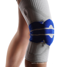 New Arrivals 3D Elastic Neoprene knee supports Sleeve Compression Sports Knee Brace