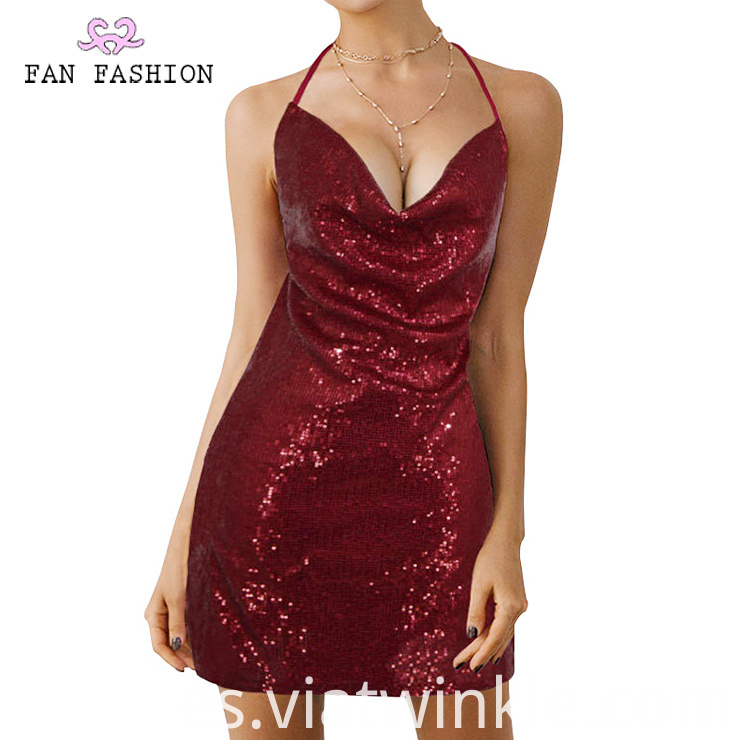 Party Dresses Sequin