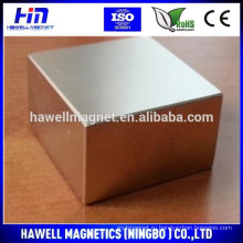Большие постоянные квадратные неодимовые магниты