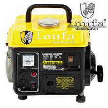 Generador de gasolina 950 generador 400W 500W para uso en el hogar