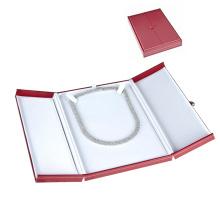 Модная ручная жесткая картонная коробка для ювелирных изделий
