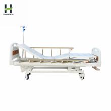 Hospital médico práctico lecho de enfermo manual de tres funciones