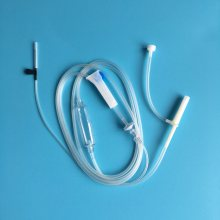 Infusionsset Steril IV Set Luer Slip Type