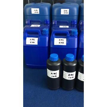 produtos químicos de cromo em spray manual