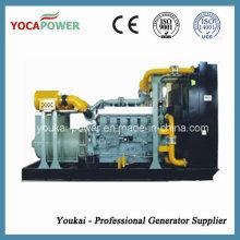 Mitsubishi 660kw / 825kVA Generador Diesel Precio del Set