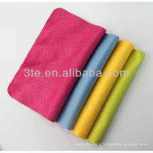 Tissu de nettoyage pour lentilles chaudes