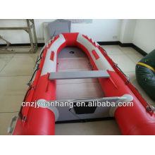 (CE) PVC Material handgefertigt aufblasbare Schlauchboote