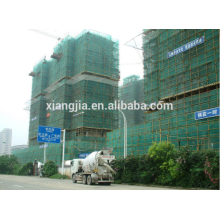 Green HDPE Construction Safety Net , Building Protection Net