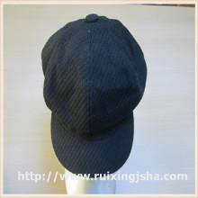 Chapéu de feltro de lãs de mulheres