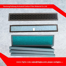 supply Air Filter odor removal activated carbon filters
