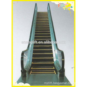 VVVF safe escalator