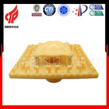 Robinet de refroidissement Buse de pulvérisation, buse de pulvérisation ABS utilisée dans les fabricants de tours de refroidissement carrés