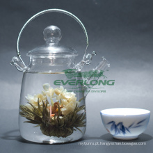 100% artesanal flor artístico chá de florescência (BT008)