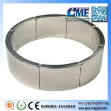 Großer Neodym-Magnet für Erdmagnetmotor