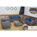 2017 Antique sala de estar sofá conjunto de móveis de casa
