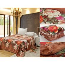 Decke, Flanell Fleecedecke, Flanellstoff, verschiedene Designs