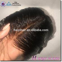 large stock unprocessed hair virgin hair silk lace closure 4*4 closure