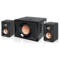 Ofertas a altavoces 2.1 PC Multimedia con USB/SD/Control remoto