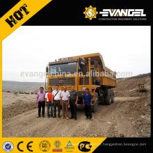 Caminhão basculante barato MT76 da mineração de 50 toneladas em África