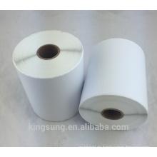 4 * 6 Zoll Thermopapier 1744907 dymo kompatibler Etikettenhersteller