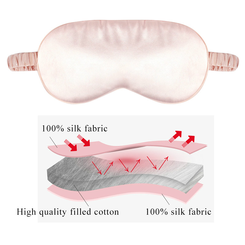 Silk Sleeping Eye Mask