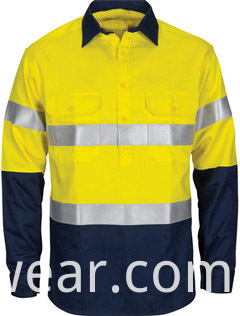 FR shirt yellow