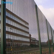Gelaste Prison Anti Climb Metal Fence Panels