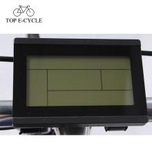 36V / 48V KUNTENG bicicleta eléctrica LCD-3Display