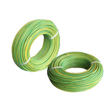 BV BVR RV Photovoltaic single strand copper yellow/green ground electrical wires